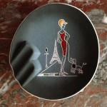 Asbakje, Paris, 201 (12 cm)