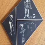 Tegelpuzzel Tegelpuzzel met Aristo 173 onderdelen