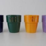 1970 (26) beker in verschillende kleurvarianten (Foto IvW)
