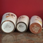 Vazen voor AVRO leden van Kekkekeramiek
